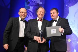 Passfield win 'Technical Product of the Year' at the Grower of the Year Awards 2011